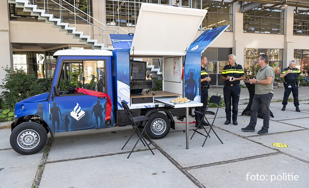 tuktuk Eindhoven - DITSS project